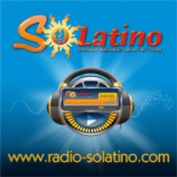 Logo of radio station So'Latino