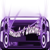Logo of radio station Music 4 Dreams Radio