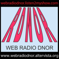 Logo of radio station WebRadio DNOR