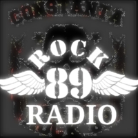 Logo of radio station Rock 89 Radio
