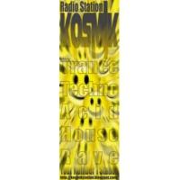 Logo of radio station Kosmik Station