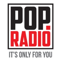 Logo of radio station POP RADIO