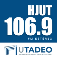 Logo of radio station Emisora HJUT 106.9 FM