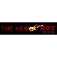 Logo of radio station The New Hot FM 99.3