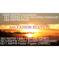 Logo of radio station SalvationStation