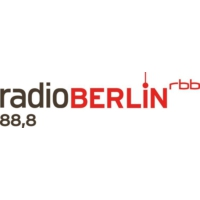Logo of radio station radioBERLIN 88,8