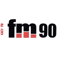 Logo of radio station KACV Amarillo College 89.9 FM