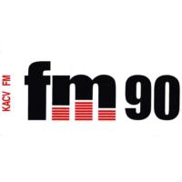 Logo de la radio KACV Amarillo College 89.9 FM