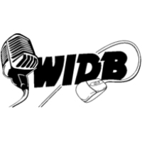Logo de la radio WIDB The Revolution Southern Illinois University