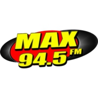 Logo of radio station MAX FM 94.5