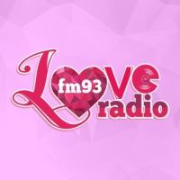 Logo of radio station Love Radio 93FM