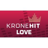 Logo of radio station KRONEHIT love