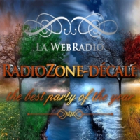 Logo of radio station RadioZone-décalé