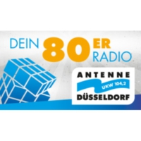 Logo of radio station Antenne Düsseldorf - 80er Radio