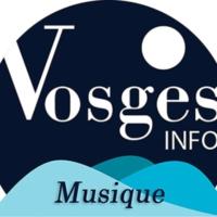 Logo of radio station VOSGES INFO MUSIQUE