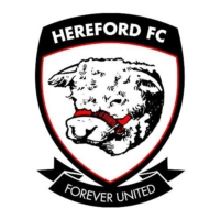 Logo of radio station Radio Hereford FC