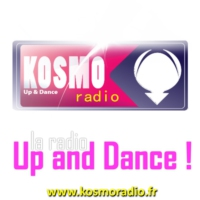 Logo of radio station Kosmo Radio