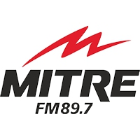 Logo of radio station Radio Mitre San Rafael