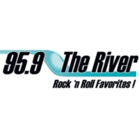 Logo de la radio WERV 95.9 The River
