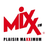 Logo of radio station MiXX Radio