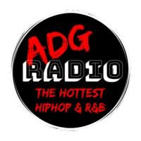 Logo of radio station ADG Radio