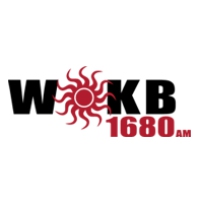 Logo of radio station WOKB