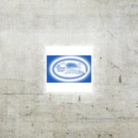 Logo of radio station Radio de Glazen Stad