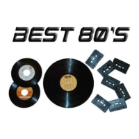 Logo of radio station Best80