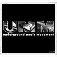 Logo of radio station Underground music movement