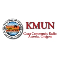 Logo of radio station KMUN 91.9