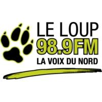 Logo of radio station Le Loup 98.9
