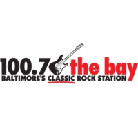 Logo of radio station The Bay 100.7 FM