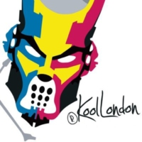 Logo of radio station Kool London