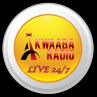 Logo of radio station Akwaaba Radio