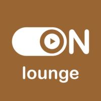 """Logo of radio station """"ON Lounge"""""""