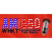 Logo of radio station WHKT