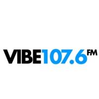 Logo of radio station Vibe 107.6 FM