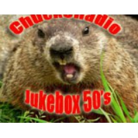 Logo of radio station ChuckU Jukebos 50's