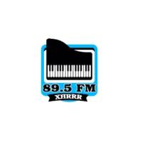 Logo of radio station RRR 89.5 FM