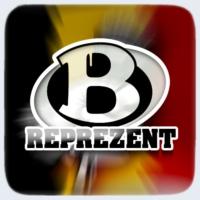 Logo de la radio Belgium Reprezent