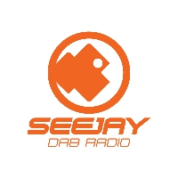 Logo of radio station SeeJay Radio