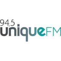 Logo of radio station CJFO-FM 94.5 Unique FM