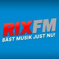Logo de la radio RIX FM