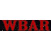 Logo of radio station WBAR Barnard College 87.9 FM