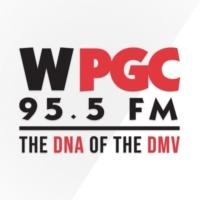 Logo of radio station WPGC 95.5