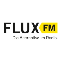 Logo of radio station Flux FM