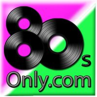 Logo of radio station 80s Only