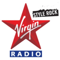 Logo de la radio Virgin Radio Italia - Rock 70