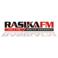 Logo of radio station Rasika FM Semarang