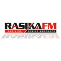 Logo de la radio Rasika FM Semarang